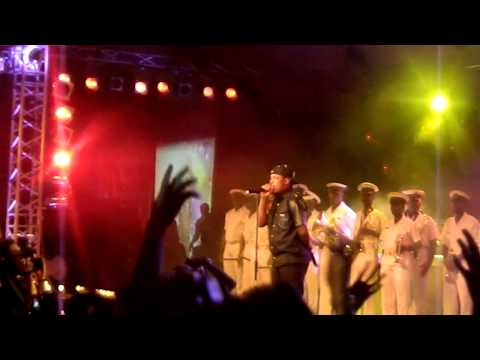 D'Cryme - Straight From My Heart (Vodafone 020 Live Concert).MOV