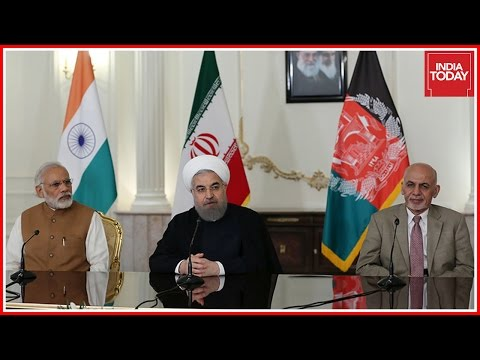 Chabahar Port Deal To Improve Iran-India-Afghanistan Trade Connectivity