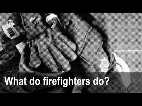 Meet Trainee Firefighter Emmanuel Williams