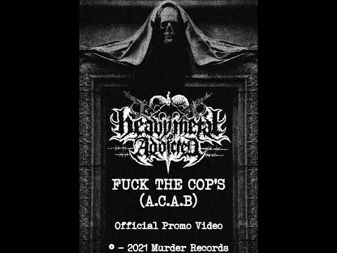 """HEAVY METAL ADDICTED """"Fuck The Cop's (A.C.A.B)"""" (Official Promo Video)"""