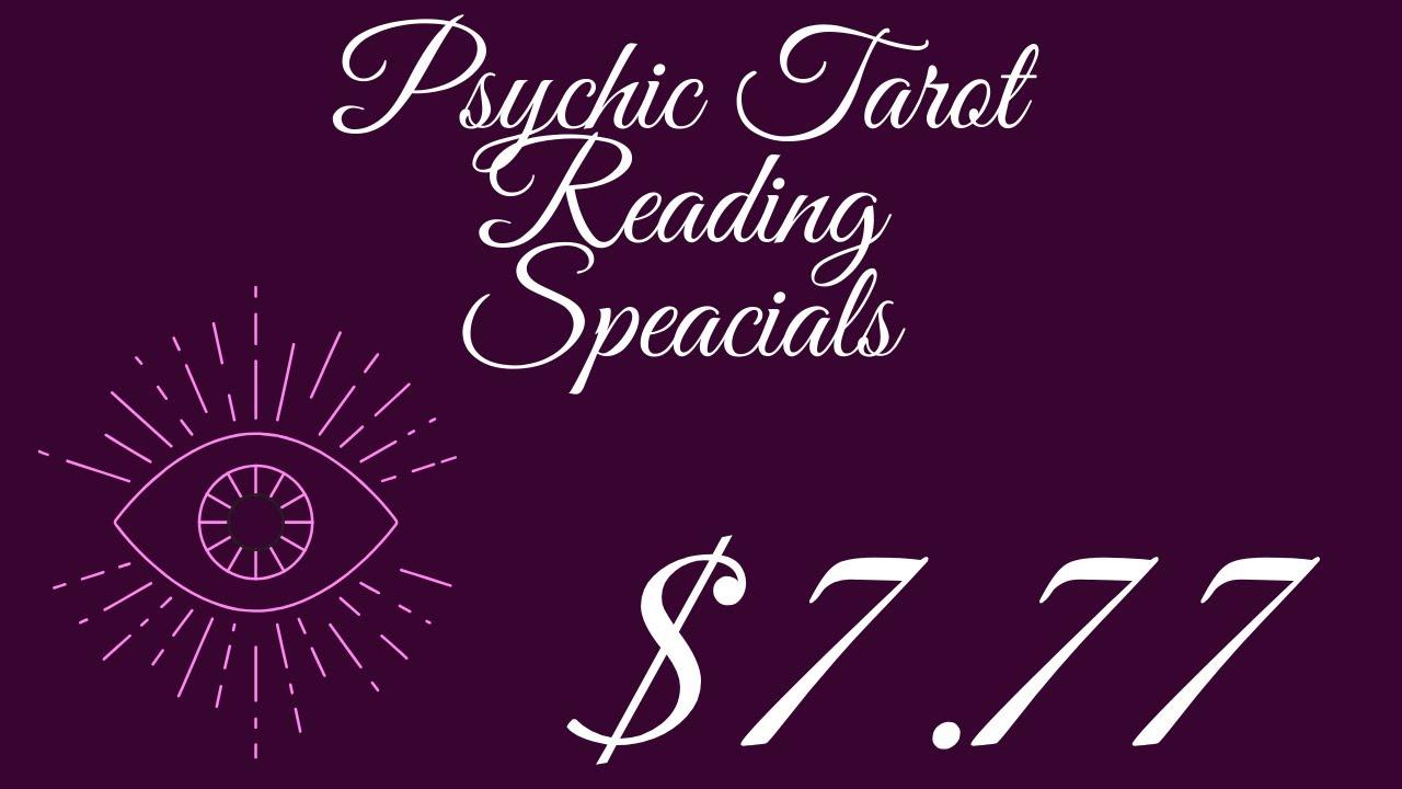 777 psychic tarot readings - YouTube