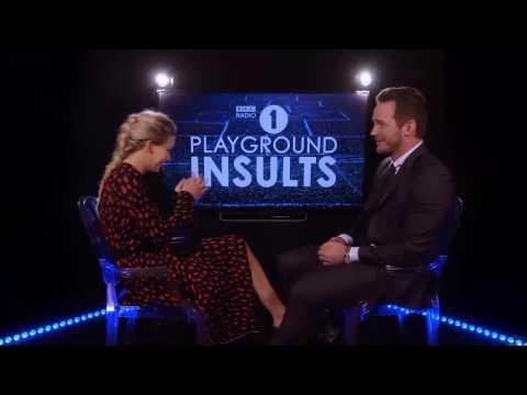 Jennifer Lawrence & Chris Pratt - Revenge & Insults - Best Moments