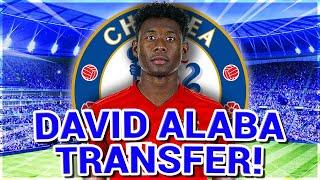 David alaba has set conditions for chelsea transfer as marina granovskaia sent updates.