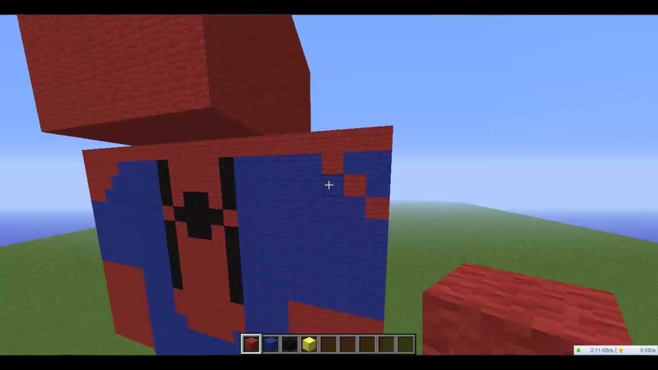 Spider Statue Minecraft Minecraft '...