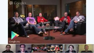 Google Play presents: Angry Birds Star Wars Live Hangout
