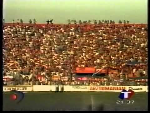 Armenio 1 - 3 CA Tigre (1997)