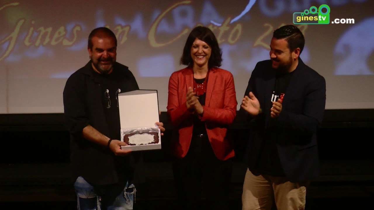 El prestigioso productor Gervasio Iglesias, homenajeado en la octava edición de 'Gines en Corto'
