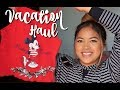 VACATION HAUL ft. Forever 21, Bath & Body Works, Ross, etc.