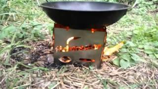 Печка-щепочница, Пенза.(, 2016-04-26T15:46:29.000Z)