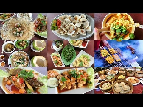 Visit Malaysia | Malaysia Food Tour | Trip to Sabah, Malaysia 馬來西亞沙巴之旅 沙巴美食 山打根美食