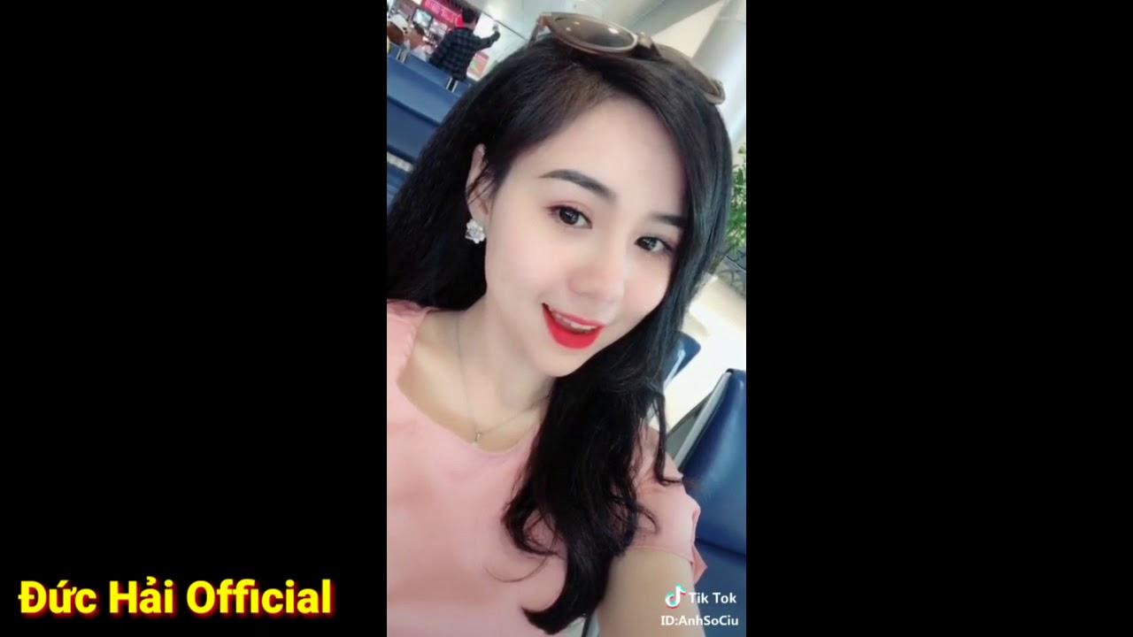 #TikTokvietnamTik Tok Việt Nam em gái xinh đòi chơi trò xếp hình