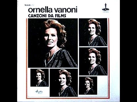 Ornella Vanoni – Canzoni Da Films  1976 (ALBUM INTERO)