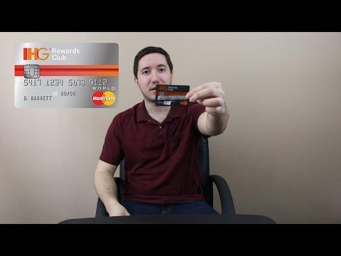 IHG Rewards Club Card Review