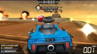 Burnin' Rubber 5 - Destroying Xform Overlord without fuel air rocket launcher