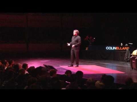 TEDxWaterloo - Colin Ellard - Getting Lost