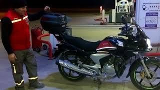 Motosikletin Aküsü Biterse