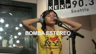 Bomba Estéreo - Fuego (Live on KEXP)