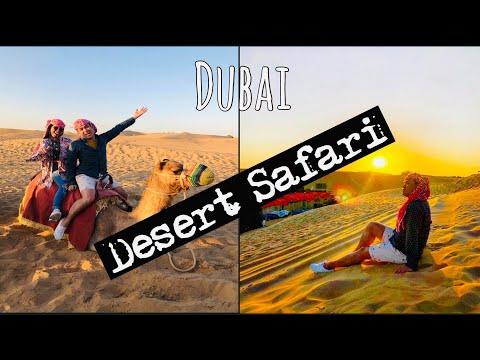 Desert Safari Full Tour || Dune Bashing,Belly Dancing,Camel Riding,BBQ Dinner & More