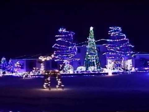 house of blue xmas lights grand junction co