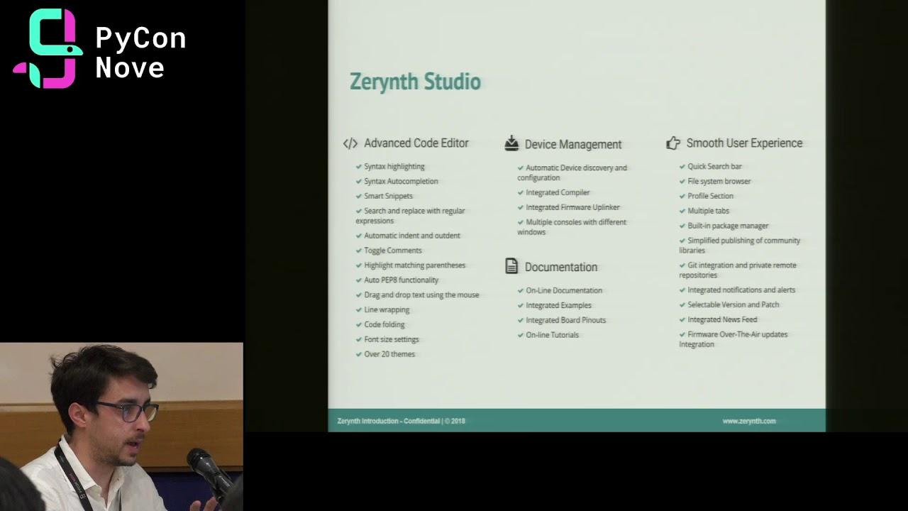 Image from Introduzione a Zerynth: Python per Microcontrollori e Applicazioni IoT