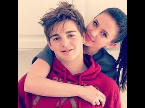 Ryan Newman And Jack Griffo 2015