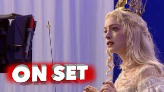 Alice Through the Looking Glass: Behind the Scenes Movie Broll - Anne Hathaway