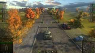 World of Tanks IS-7 7068 Damage Ruinberg