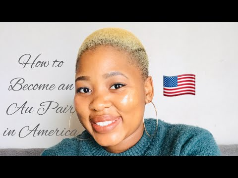 How To Become An Au Pair In America🇺🇸Answering Your FAQ
