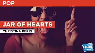 Jar of Hearts : Christina Perri | Karaoke with Lyrics