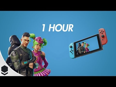 Fortnite - Nintendo Switch Launch Trailer Music (One Hour)