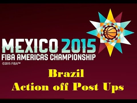 Brazil Action Off Post Ups