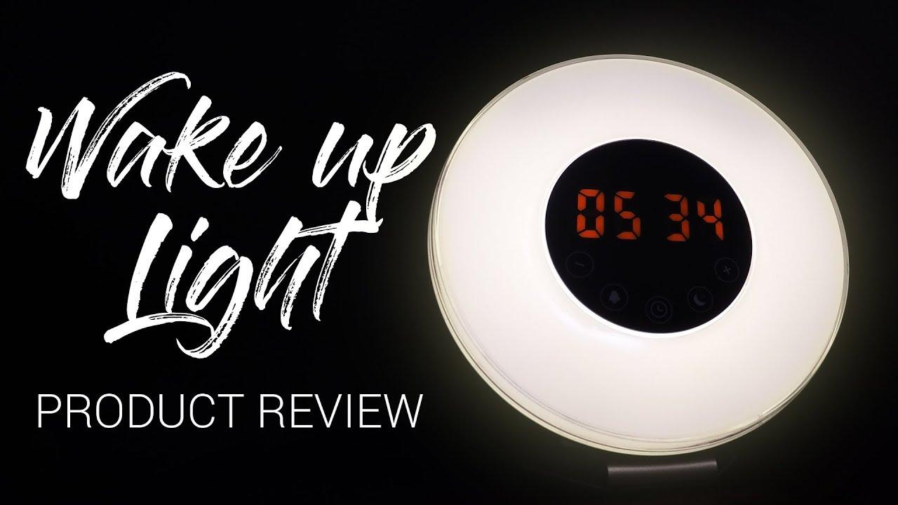 Natural Sunrise Alarm Clock Reviews