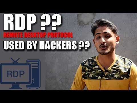 What Is RDP (Remote Desktop Protocol) | How Hackers Using IT Explained 🔥