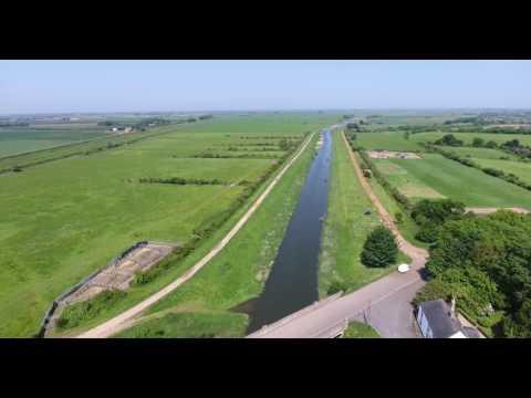 DJI PHANTOM 4... Mepal Cambridgeshire