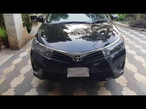 Toyota Corolla GLI 1.3 Automatic (full review)