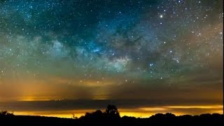 Ты зажигаешь в небе звезды...