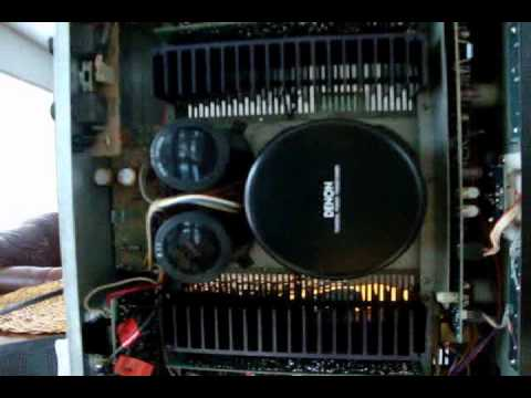 Denon POA 1500 Restoration Part 2 Plus RANT!!!!!
