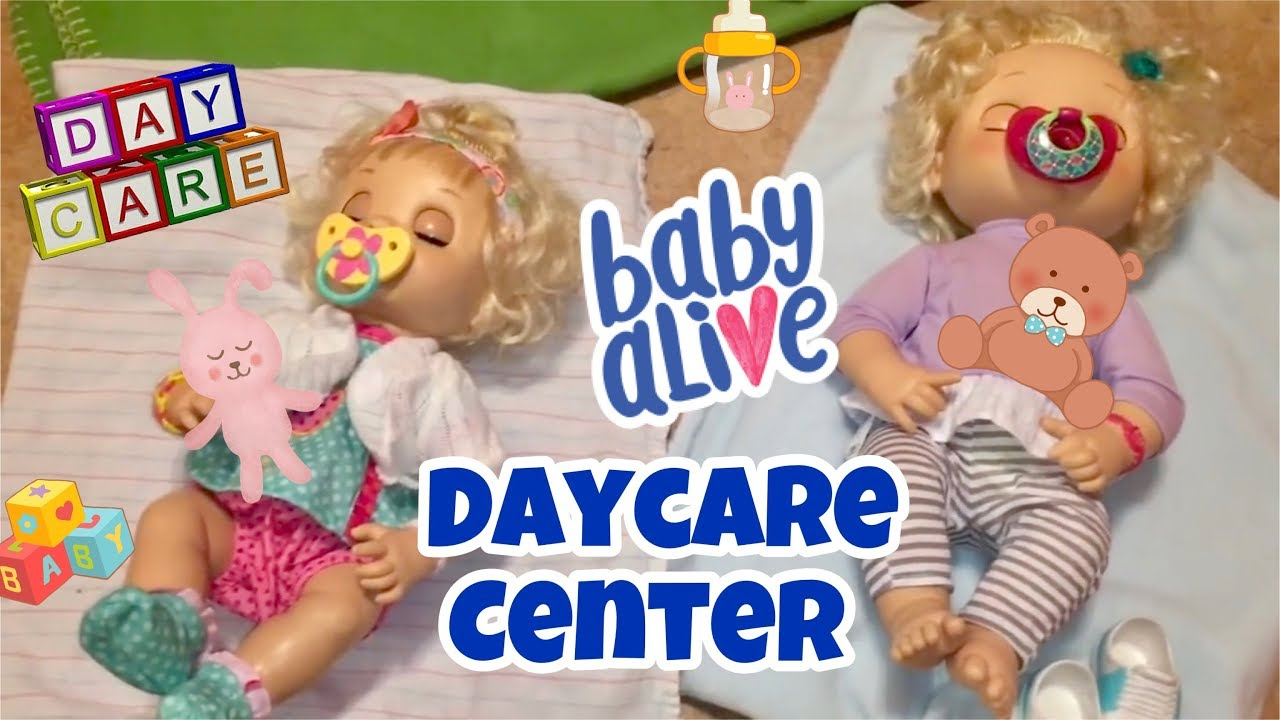743e1314a01fc Baby Alive daycare center lots and lots of babies to care for - YouTube