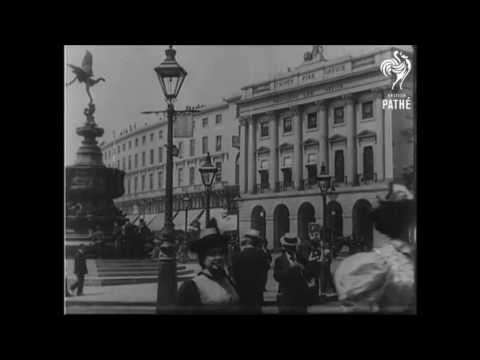 Victorian and Edwardian London (1896-1908)