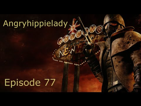 A Noob Plays: Fallout New Vegas ep 77 NCR Embassy on The Strip