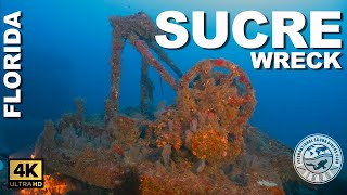 Tec #Wreck Diving: Sucre (Pompano Beach, Florida)