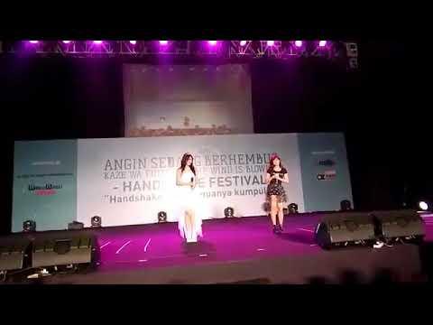 Nabilah Feat Sonia JKT48