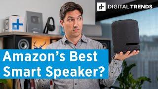 Amazon Echo Studio Review | Gorgeous bass meets 3D sound!
