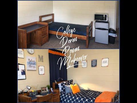 Garrett College Dorm Move In 2018