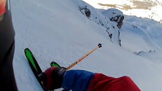Engadin Snow - POV Run Freeski Men Winner Ivan Malakhov