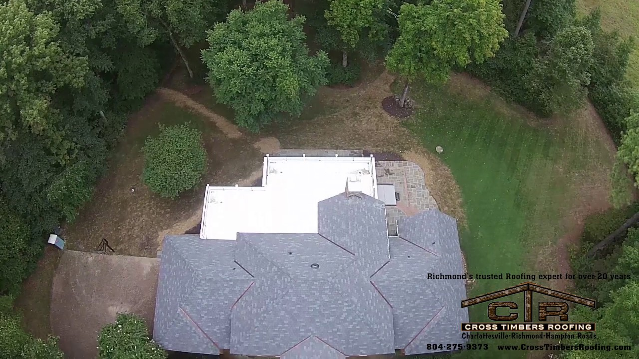 Captivating The Ducharme House. Cross Timbers Roofing