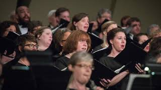 Wachet Auf | Moment of Comfort | The Bach Choir of Bethlehem