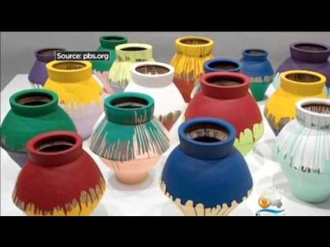 Ai Weiwei Vase Worth 1m Broken In Local Artist Protest 18 February