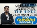 2 DECEMBER 2018 The Hindu Newspaper Analysis in Hindi (हिंदी में) - News Current Affairs Today IQ