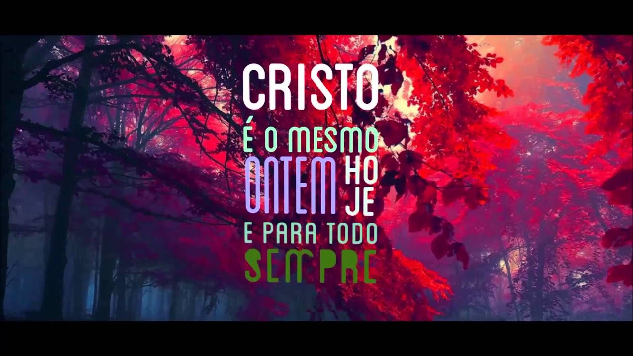 Preferência Hebreus 13:8 - Motion Verse #1 - YouTube XZ63